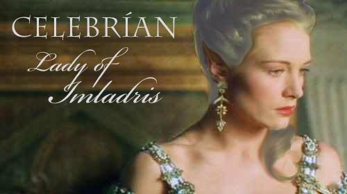 Lady of Imladris banner