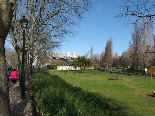 In the Park at Queluz