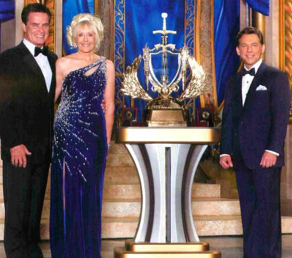 Robert Duggan, Patricia Duggan, and David Miscavige