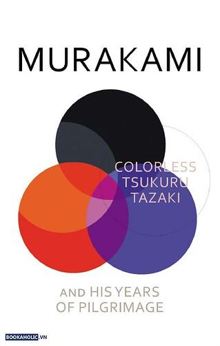 Colorless Tsukuru Tazaki and His Years of Pilgrimage (UK)