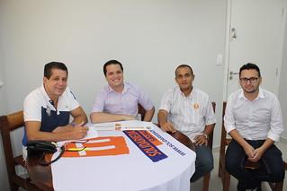 Rodrigo Bonfim, de Perus, é pré-candidato a deputado estadual pelo Solidariedade