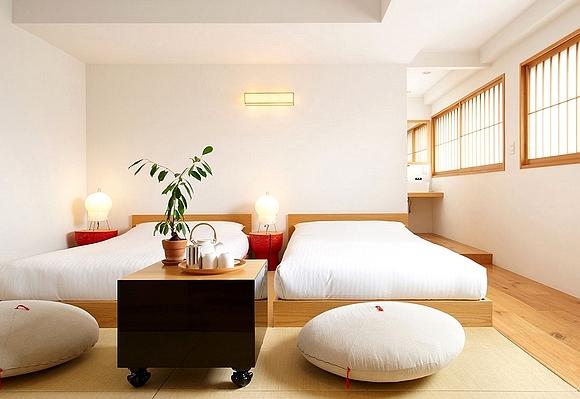 東京住宿精品旅館13