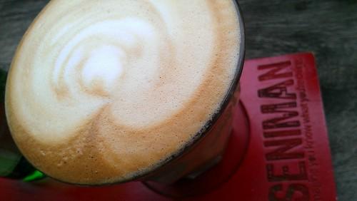 Seniman coffee, Bali