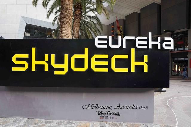 Day 2 Melbourne, Australia - Eureka Skydeck 01