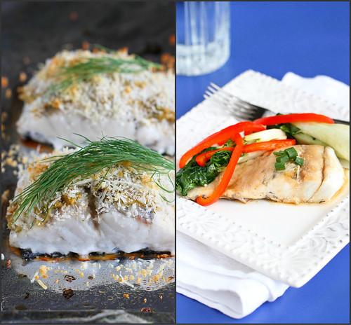 Barramundi Fish Recipes | cookincanuck.com #fish #healthy