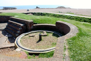 Image of  Shoreham Fort. sussex shoreham gunemplacement shorehamfort