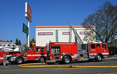 Sherman Oaks Storage Facility Fire