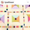 @lysaflower amazing quilt top from my workshop with #fvmqg  I totally want to copy this:)