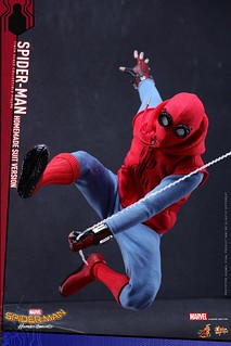 Hot Toys – MMS414 – 《蜘蛛人:返校日》1/6比例 蜘蛛人(自製服裝Ver.) Spider-Man: Homecoming Homemade Suit Version