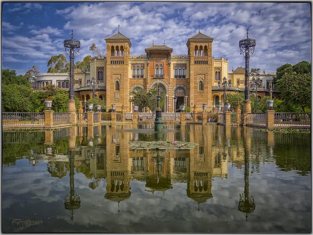 Reflejos de Sevilla I.