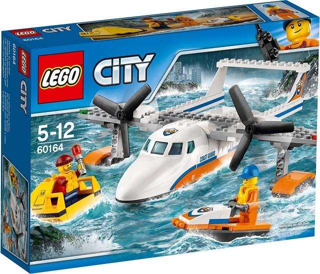 60164 Sea Rescue Plane 1