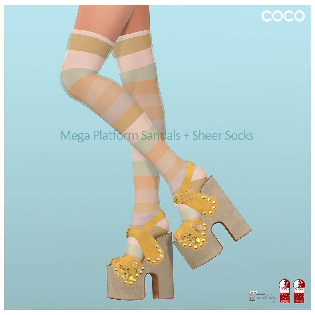 COCO_@Shoetopia - SecondLifeHub.com