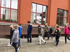6B: Bezoek aan Sint-Gertrudisinstituut (27/03/17)