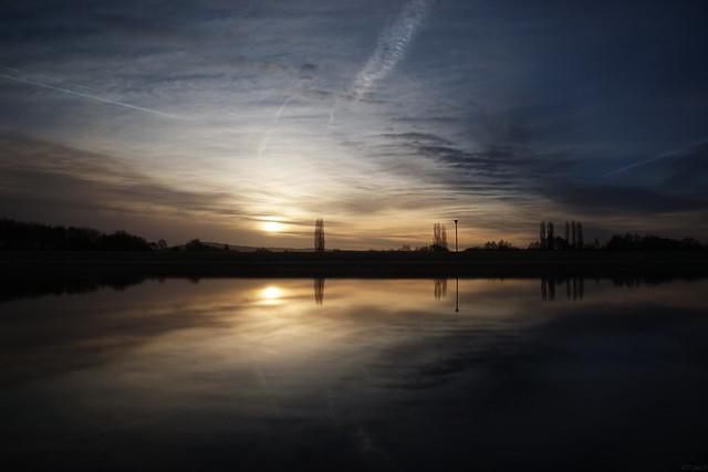 Canalside Sunrise