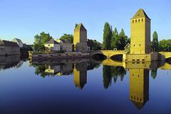 Straßburg Barrage Vauban