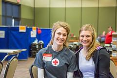 UWGB Red Cross Club Spring Blood Drive