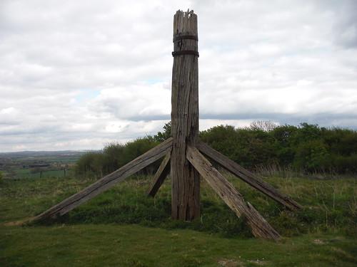 Ringmer Windmill Remnant
