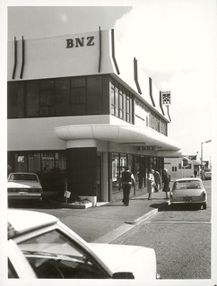 New Plymouth East Branch of Bank of New Zealand