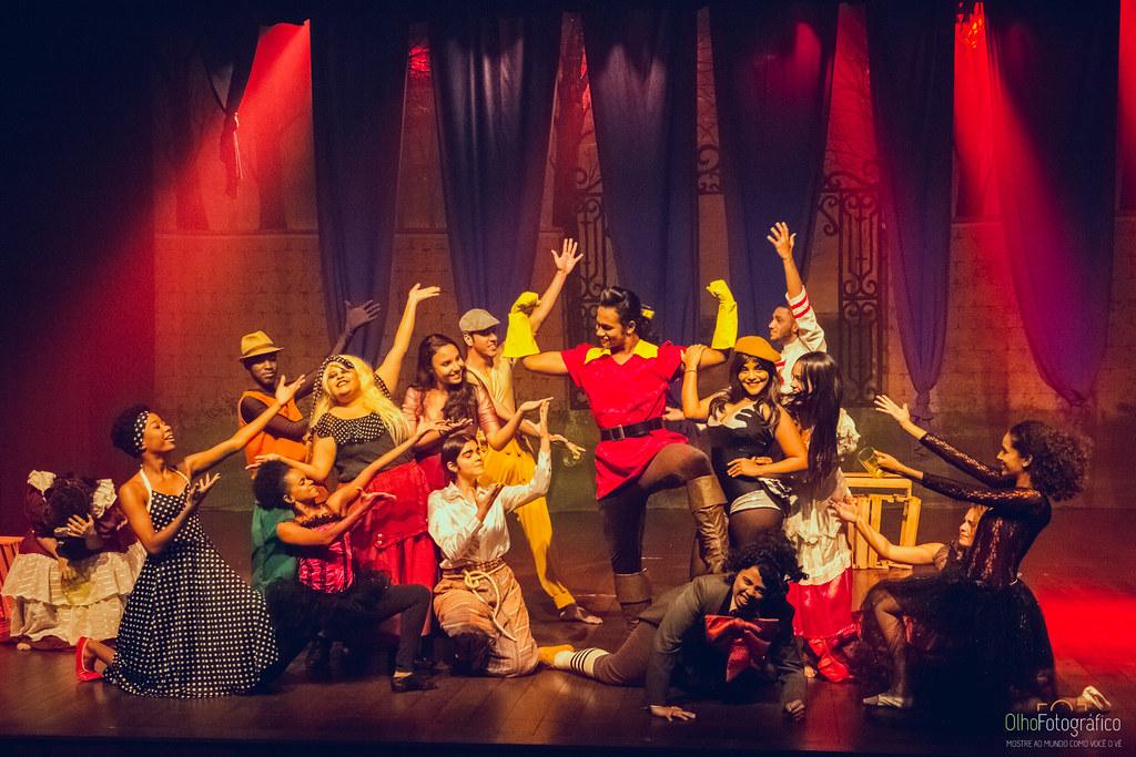 Cia de teatro JUKAH