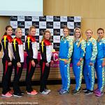Team Germany & Team Ukraine