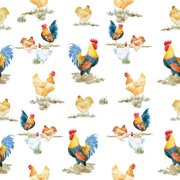 vector con gà vàng - Vector Con Gà Vàng