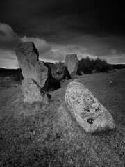 Tomnaverie stone circle (M2268319 M2268321 silver E-M1ii 7mm iso200 f11 1_1250s)