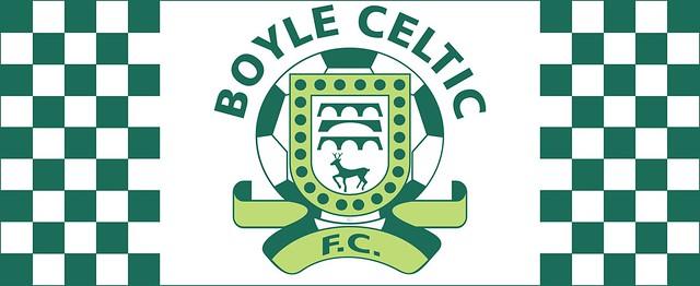 Boyle Celtic banner