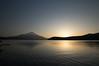 Sunset with Mt.Fuji