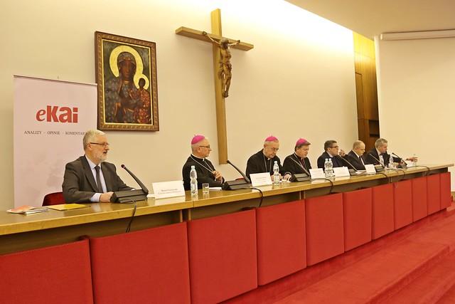 """""""Chrześcijański kształt patriotyzmu"""" - konferencja, Warszawa, 28 IV 2017"""