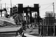 PEI Ferry at Cape Tormentine, NB, 1980