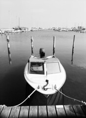 Nivå Havn, speedbåd
