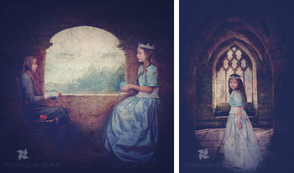 Cinderella Photo Session