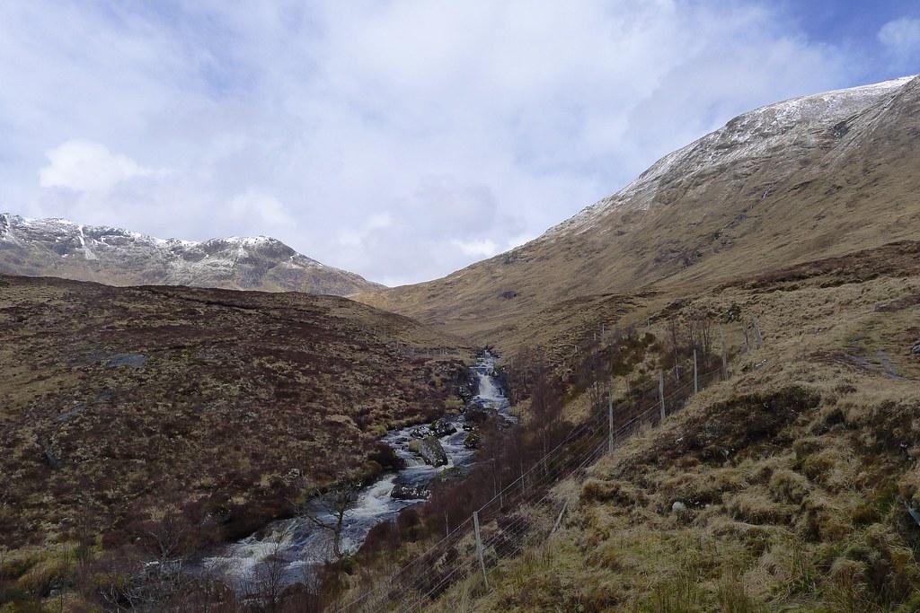 Coire Ghaidheil Descent