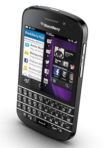 Q10 LTE (800/900/1800/2100/2600)