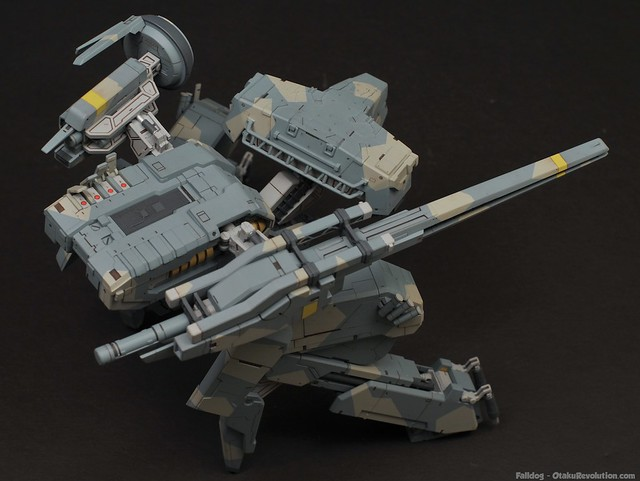 Metal Gear REX - Fin 2