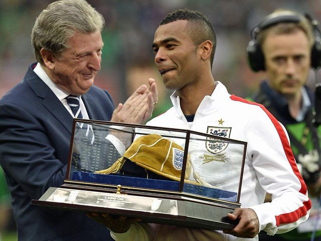 8883282684 3b29c6e2de z Ashley Cole Announces Retirement From England National Team After World Cup Snub