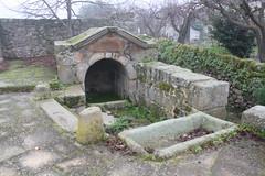 Fonte romana  em Freixiel, Vila Flor