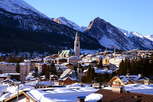 Cortina D'*Ampezzo from life of Ernest Hemingway