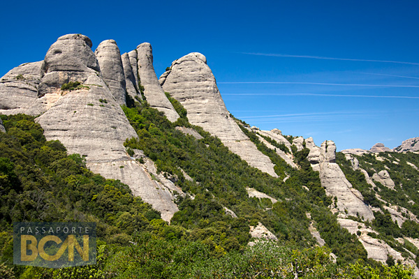 funicular de Sant Joan, Montserrat