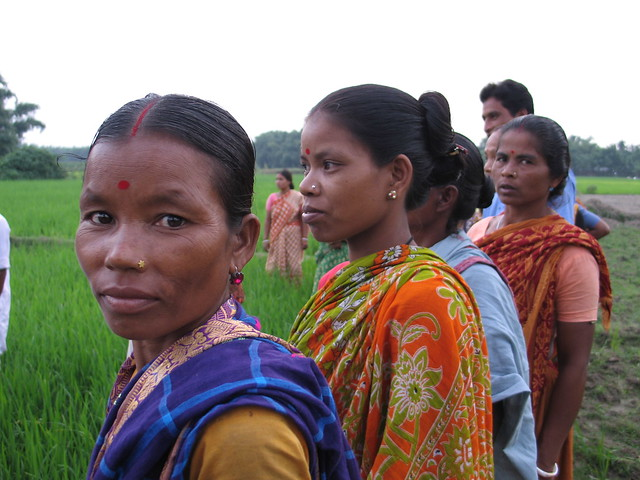 Women in Bangladesh - IRRC photo