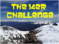 Click here to view the Colorado 14er Challenge