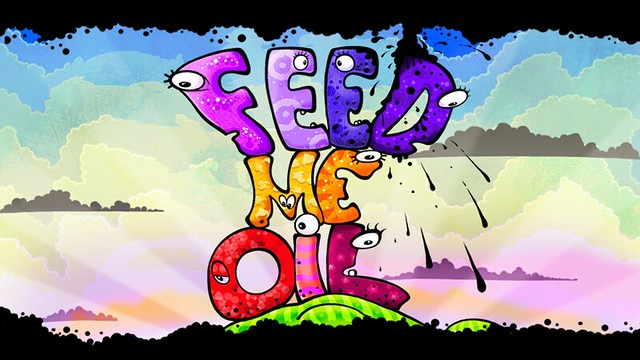 PlayStation Mobile: Feed Me Oil