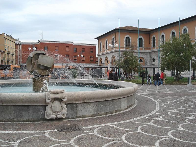 Pisa - Railway Station