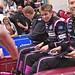 Olivier Pla, Alex Brundle and David Heinemeier Hansson Drivers of Oak Racing's Morgan Nissan ©Dave Hamster