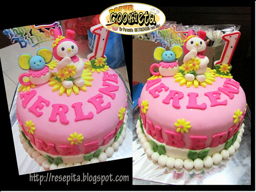 MY MELODY BIRTHDAY CAKES