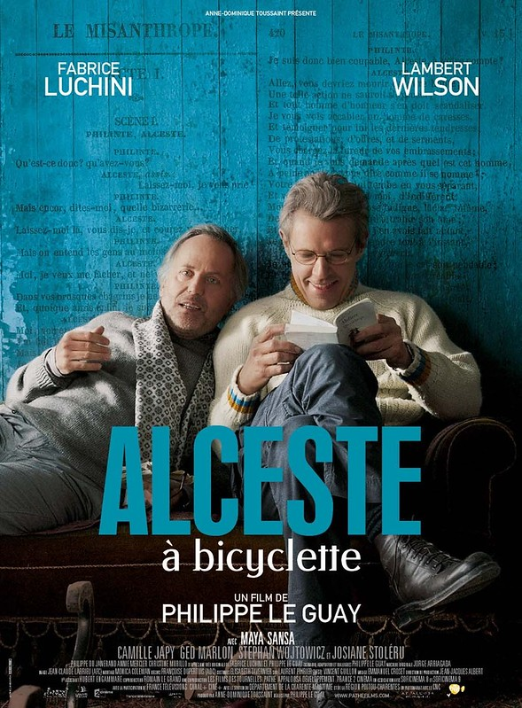"Cycling with Moliere - ""Alceste à bicyclette"""