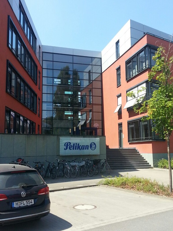 Hannover Outlet pelikan factory outlet i visited it pelikan the pen