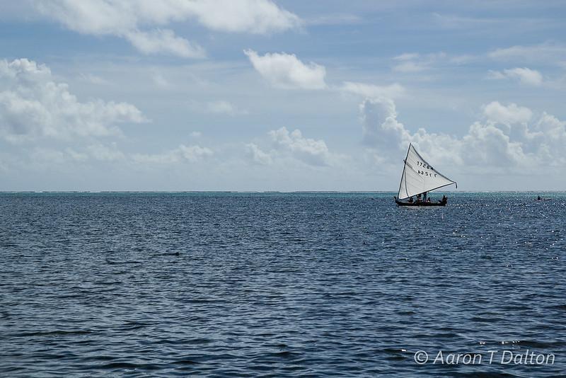 Outrigger Sailing