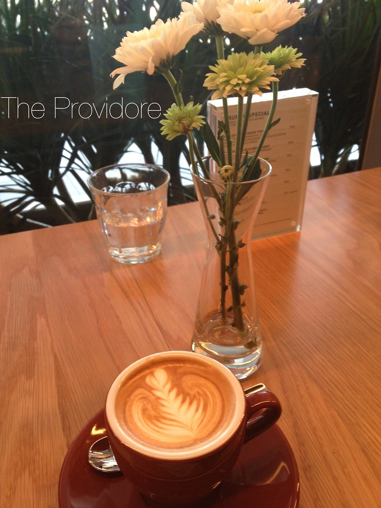 Flat White, The Providore