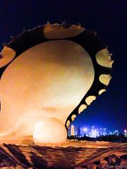 Doha Pearl Monument